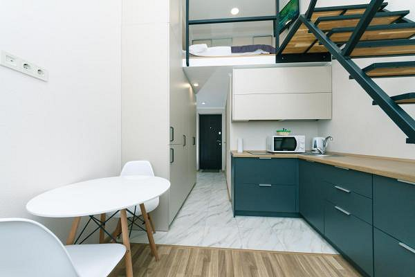 Апартаменты 2х уровневые стандарт и делюкс (10)