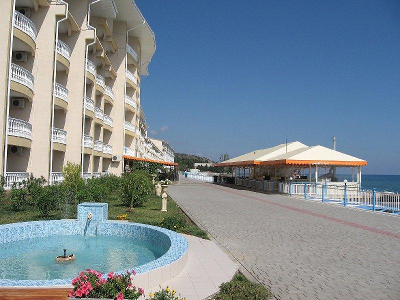 Апартаменту на берегу моря
