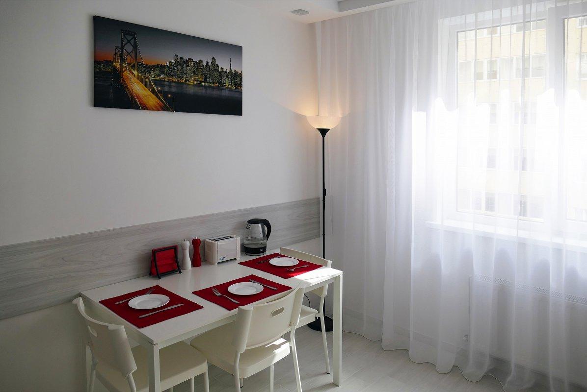Сдам свою современную 1-комнатную квартиру на Таирова ЖК Левитана (1)