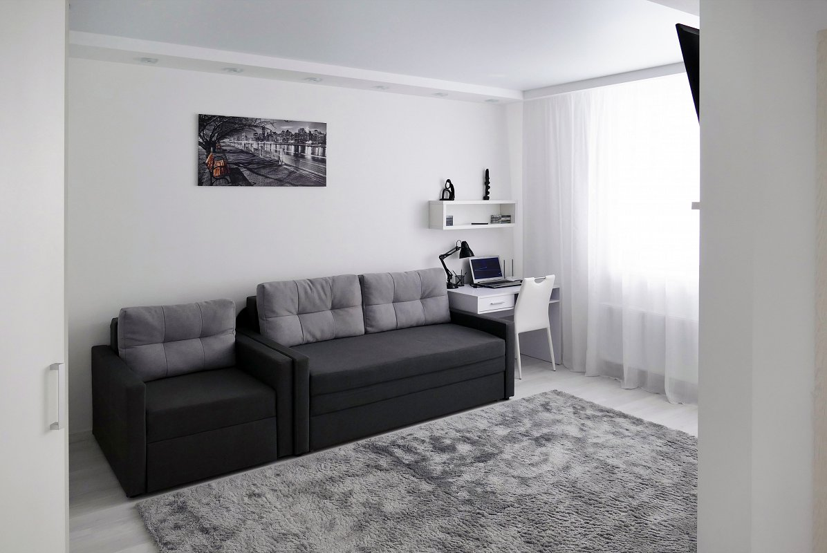 Сдам свою современную 1-комнатную квартиру на Таирова ЖК Левитана (3)