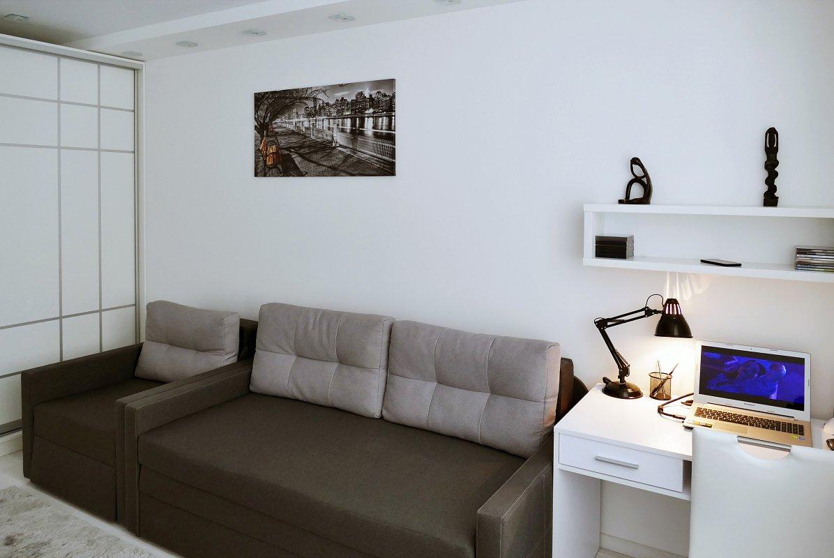 Сдам свою современную 1-комнатную квартиру на Таирова ЖК Левитана (4)