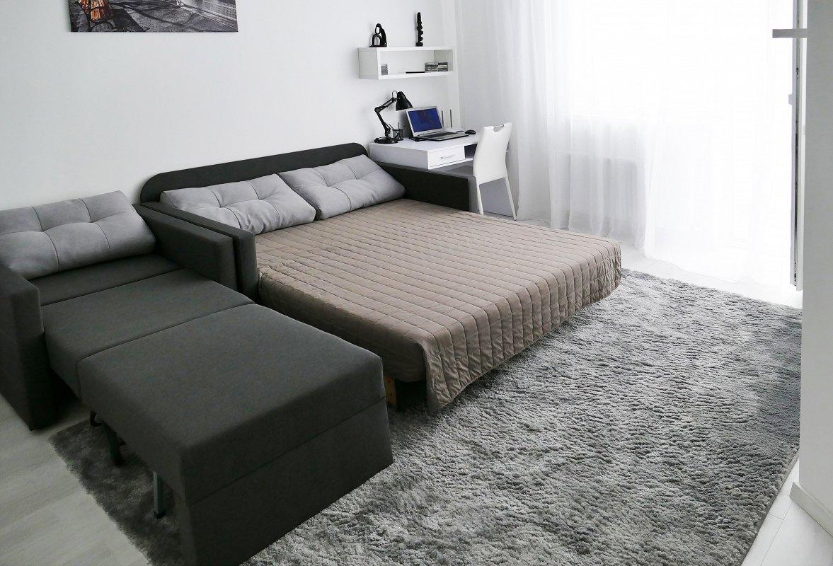 Сдам свою современную 1-комнатную квартиру на Таирова ЖК Левитана (5)