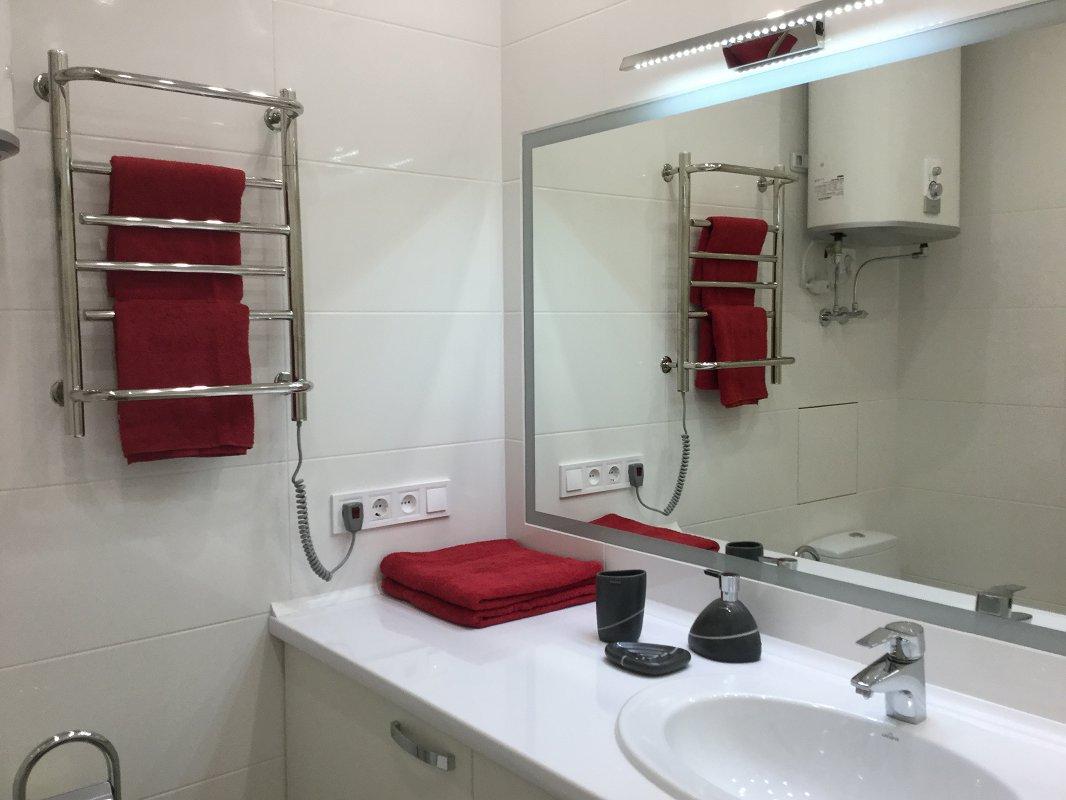 Сдам свою современную 1-комнатную квартиру на Таирова ЖК Левитана (8)