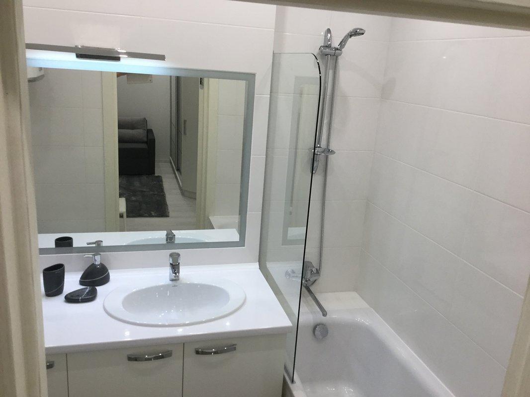 Сдам свою современную 1-комнатную квартиру на Таирова ЖК Левитана (9)