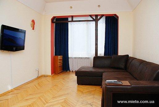 1-комнатная квартира посуточно, Львов, ул. Лычаковская, 24