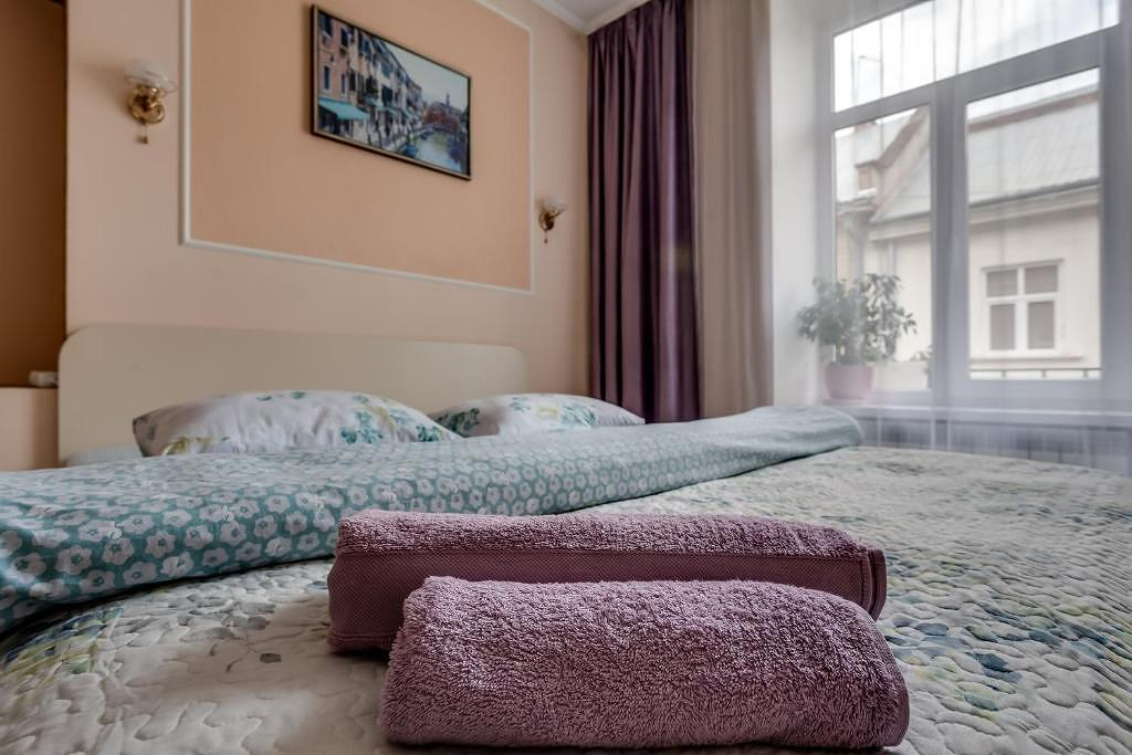 1-pokojowe mieszkanie dobowe, Lwów, ul. Староєврейська, 20 (1)