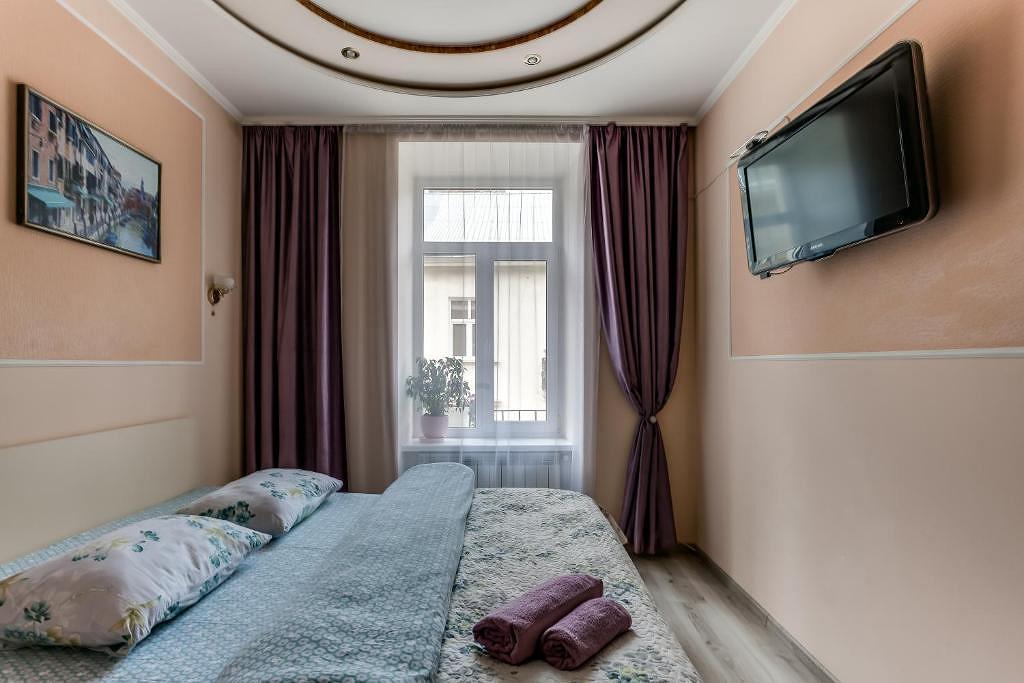 1-pokojowe mieszkanie dobowe, Lwów, ul. Староєврейська, 20 (3)