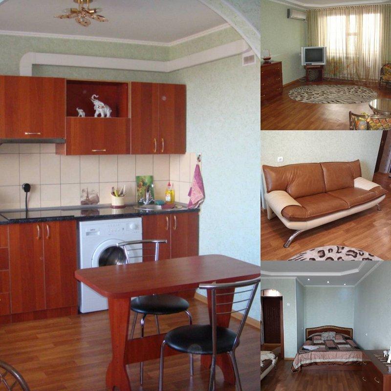 1-комнатная квартира посуточно, Николаев, просп. Ул. Соборная, 9
