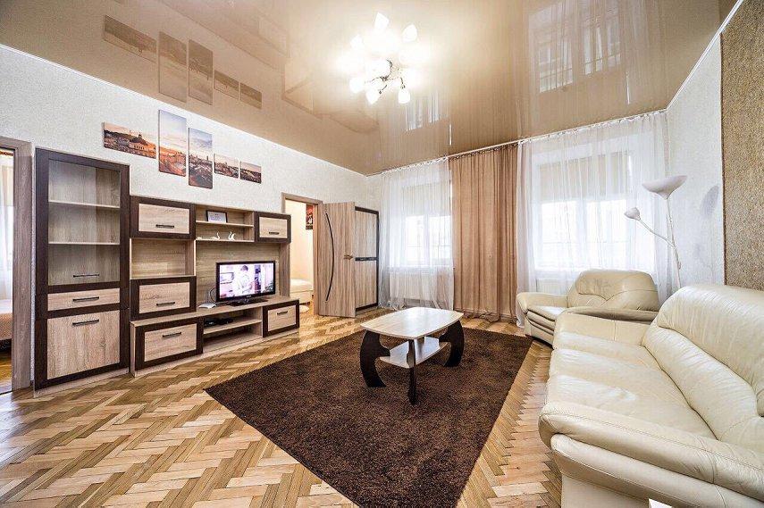 3-комнатная квартира посуточно, Львов, ул. Краковская, 34