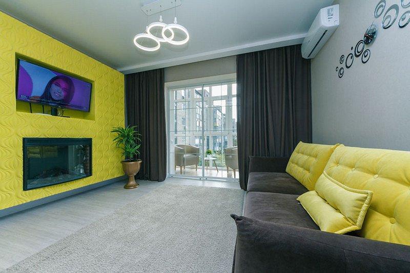 4-комнатная квартира посуточно, Киев, б-р Леси Украинки, 24