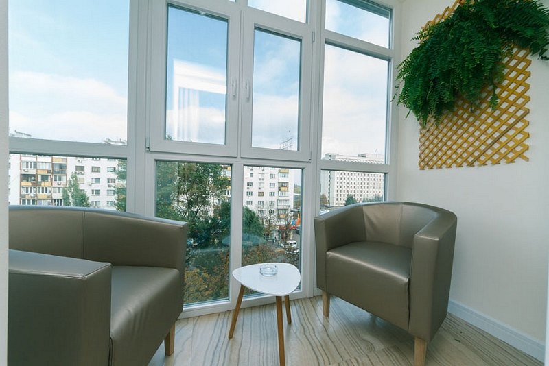 4-комнатная квартира посуточно, Киев, б-р Леси Украинки, 24 (8)