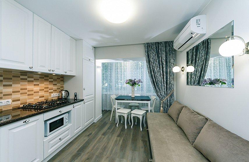 4-комнатная квартира посуточно, Киев, ул. Новогоспитальная, 5 а (6)