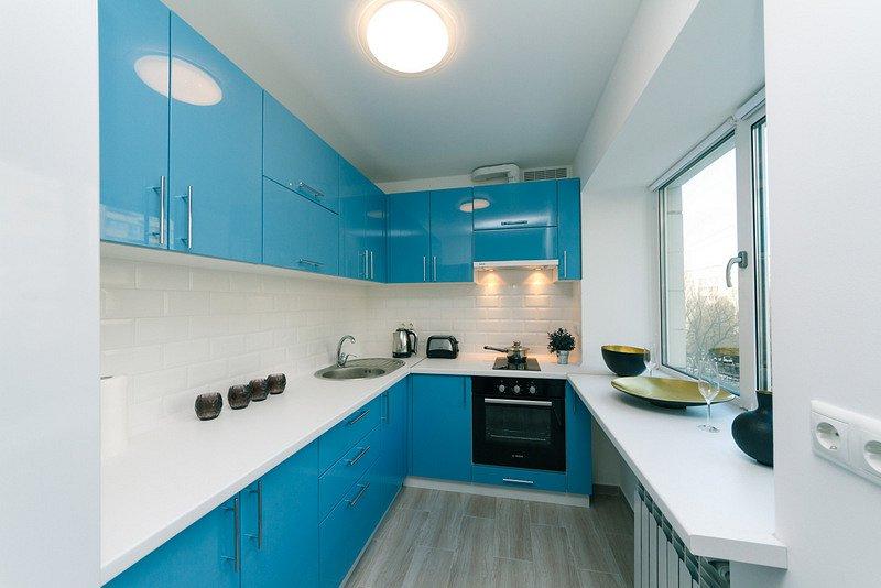 3-комнатная квартира посуточно, Киев, б-р Леси Украинки, 12 (7)