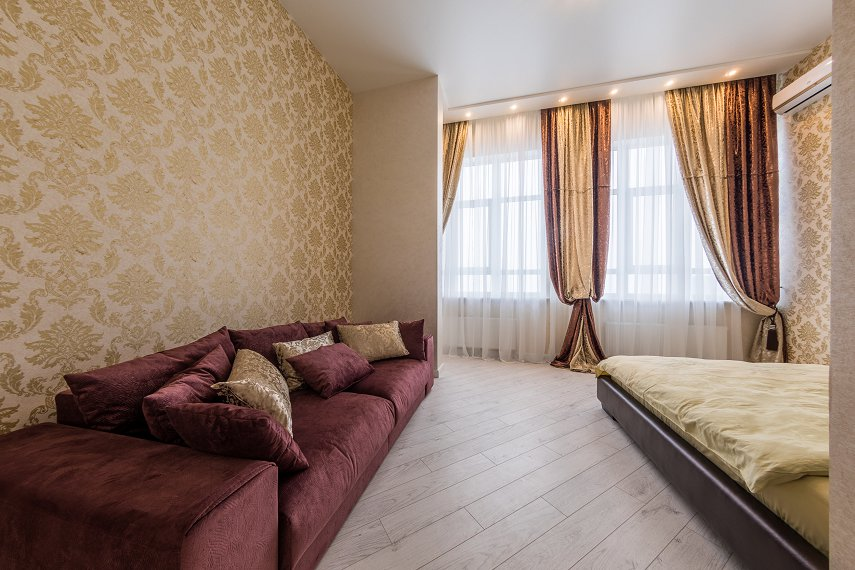 1-комнатная квартира посуточно, Киев, ул. Жилянская, 118 (2)