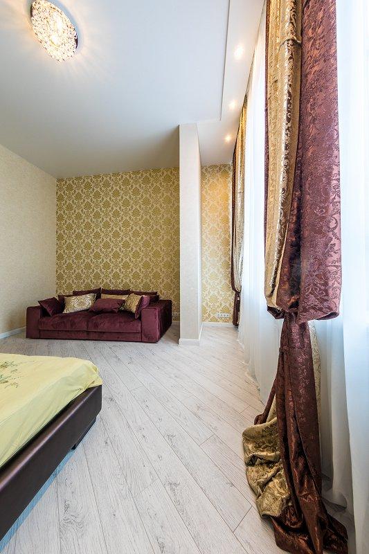 1-комнатная квартира посуточно, Киев, ул. Жилянская, 118 (3)