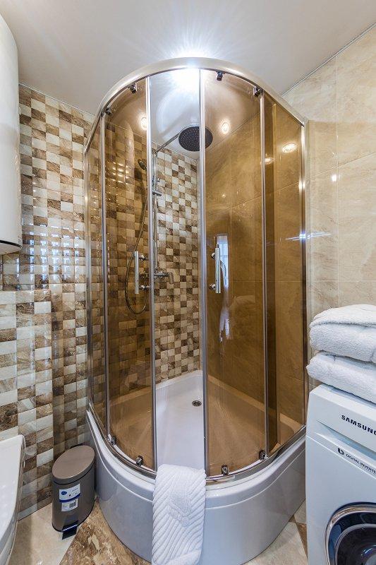 1-комнатная квартира посуточно, Киев, ул. Жилянская, 118 (9)