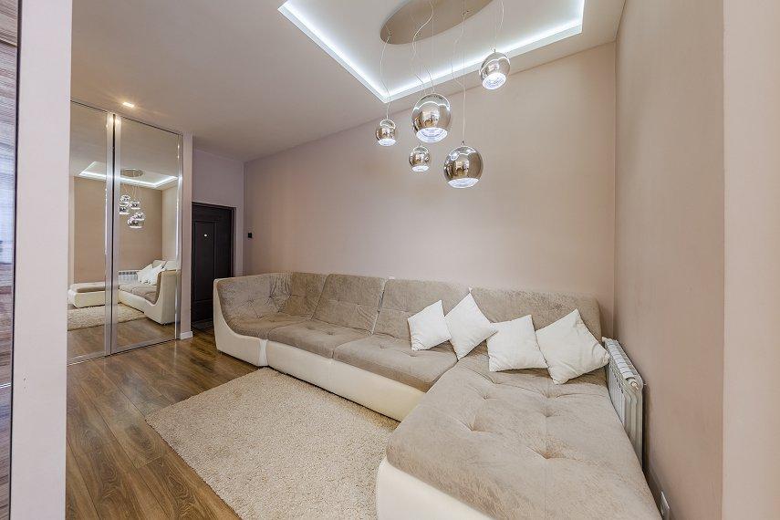 2-комнатная квартира посуточно, Киев, ул. Жилянская, 118 (5)