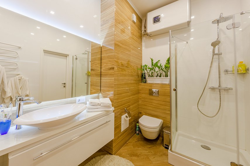 2-комнатная квартира посуточно, Киев, ул. Жилянская, 118 (10)