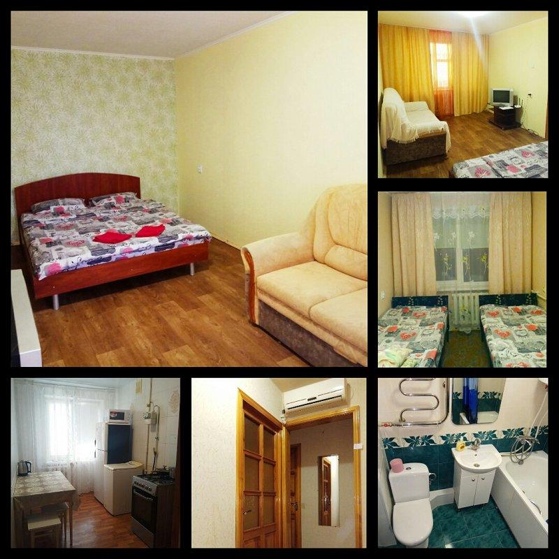 2-кімнатна квартира подобово, Дніпро, просп. Миру, 6 (8)