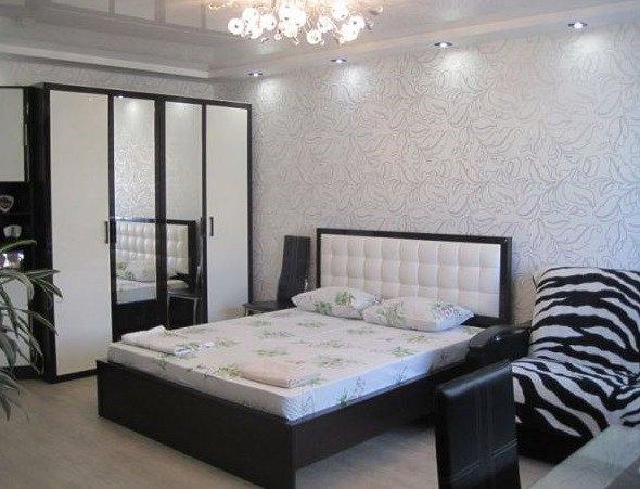 2-комнатная квартира посуточно, Одесса, ул. Среднефонтанская, 19в (1)