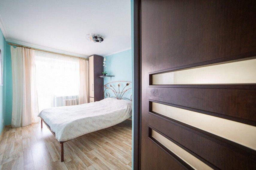 3-комнатная квартира посуточно, Львов, ул. Базарная, 50 (1)