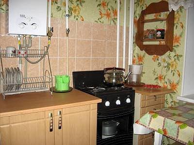 двухкомнатная квартира в центре города Евпатория