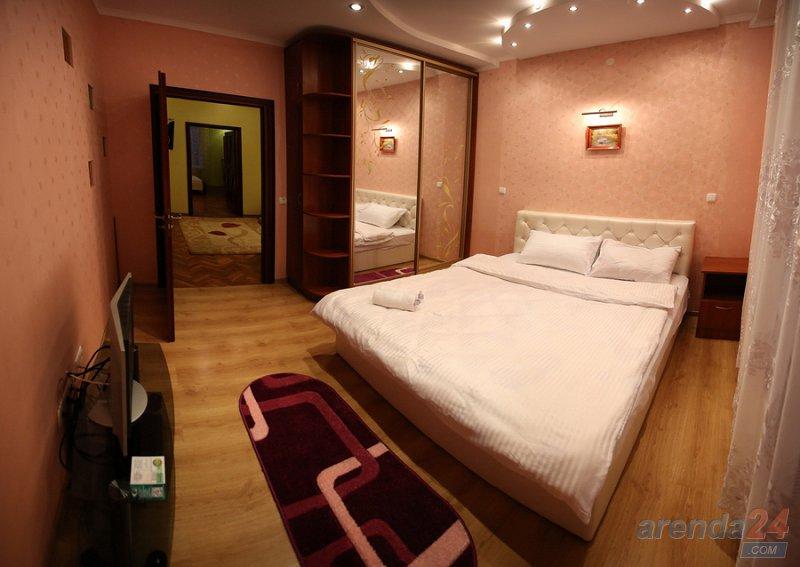 апартаменты с роздельными комнатами