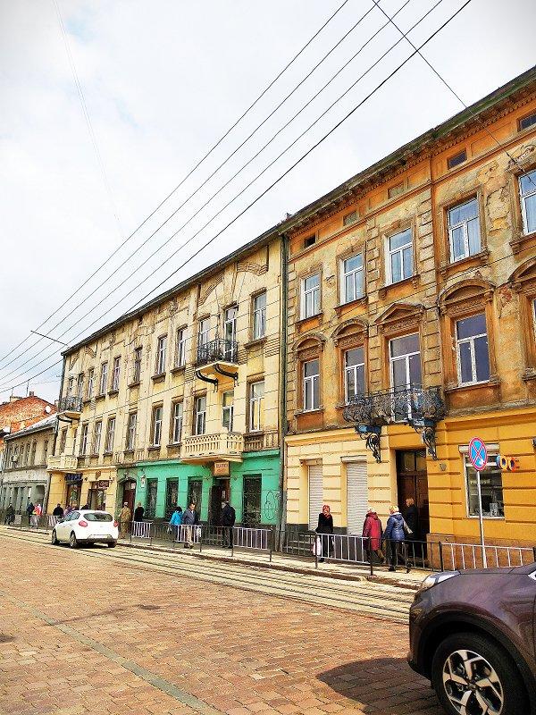 1кім.квартира біля Оперного т-ру по вул.Городоцька (10)