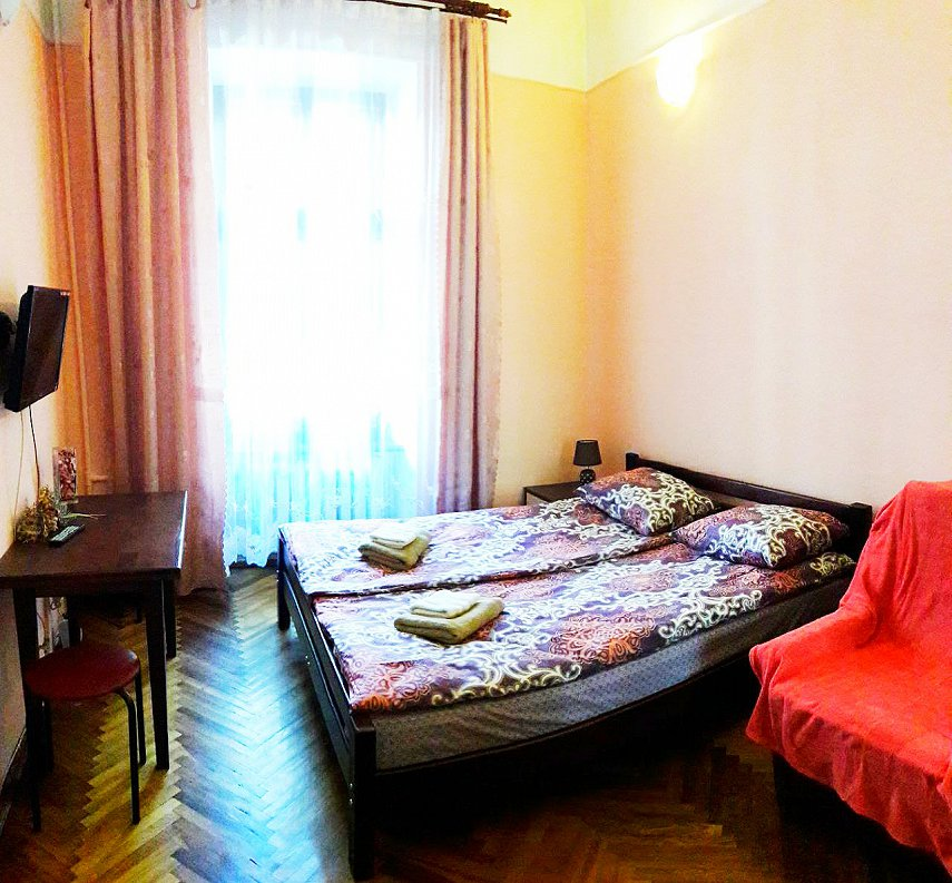 1-pokojowe mieszkanie dobowe, Lwów, ul. Gogolja, 9