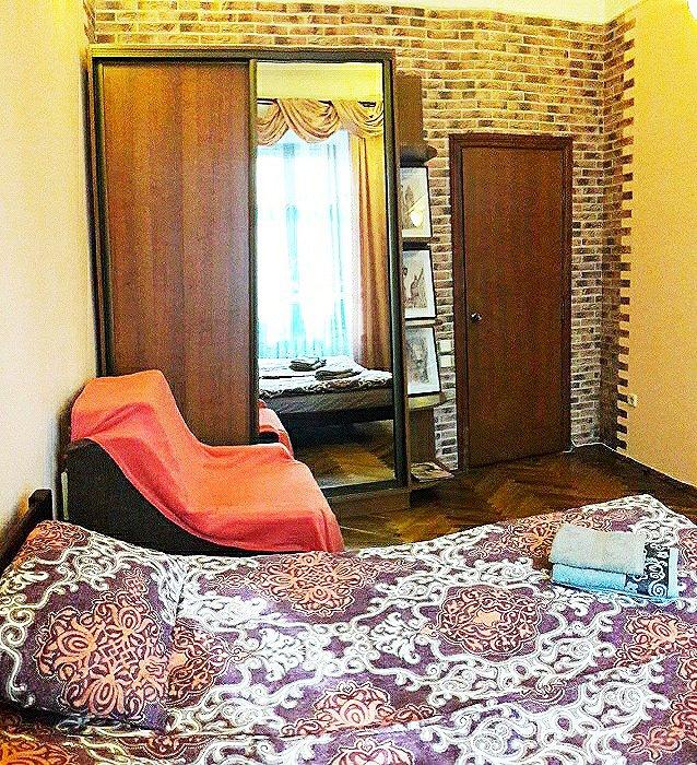 1-pokojowe mieszkanie dobowe, Lwów, ul. Gogolja, 9 (1)