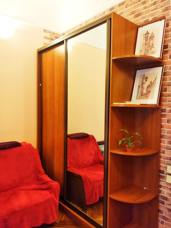 1-pokojowe mieszkanie dobowe, Lwów, ul. Gogolja, 9 (5)