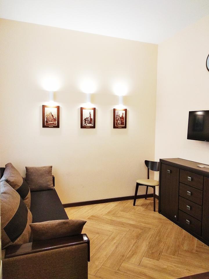 1-pokojowe mieszkanie dobowe, Lwów, ul. Замарстинівська, 21 (1)
