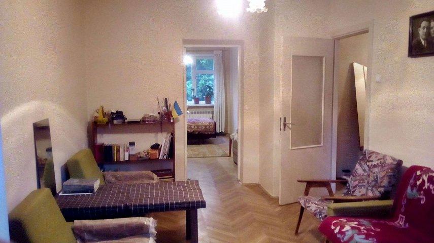 2-комнатная квартира в тихом месте в пределах старого города