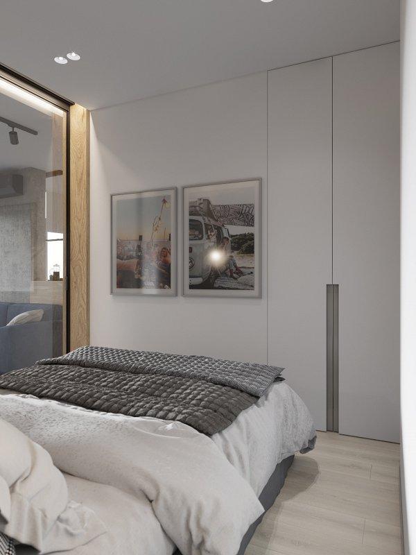 Премиум апартаменты в Аркадии с видом на море (8)