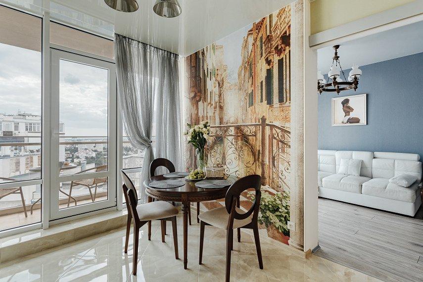 VIP апартаменты с террасой и видом на море на 25 этаже! (3)