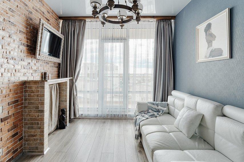 VIP апартаменты с террасой и видом на море на 25 этаже! (6)