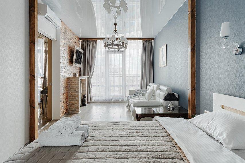 VIP апартаменты с террасой и видом на море на 25 этаже! (8)