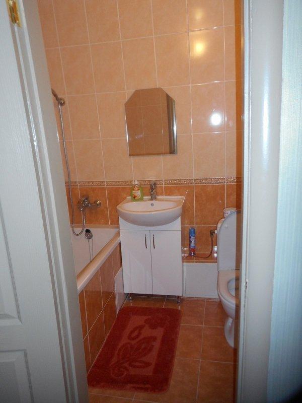 1-кімнатна квартира подобово, Київ, вул. Деміївська, 37 (5)