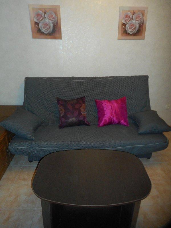 1-кімнатна квартира подобово, Київ, вул. Деміївська, 37 (7)