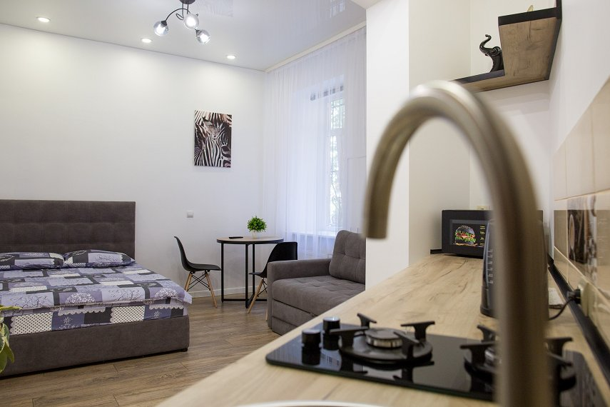 Нові апартаменти біля ТЦ Форум (6)