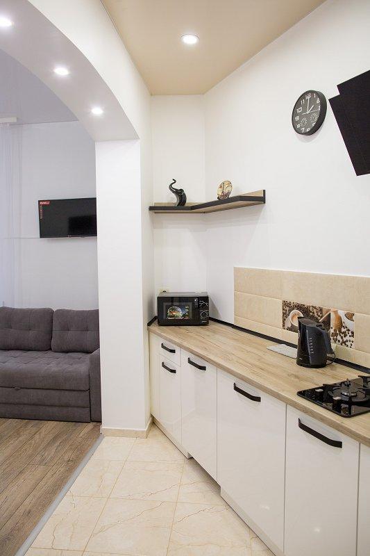 Нові апартаменти біля ТЦ Форум (8)
