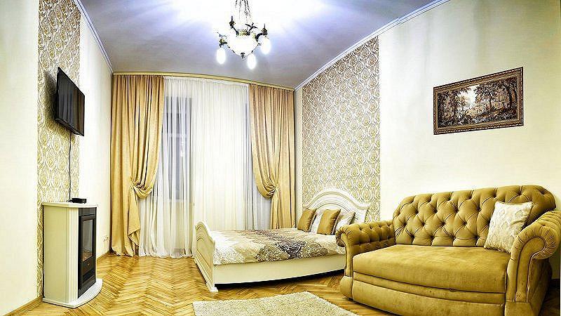 Атмосферная квартира вблизи Оперного театра (1)