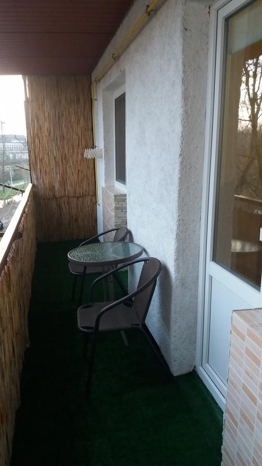 Однокомнатная квартира возле термального басейна (50 м) (9)