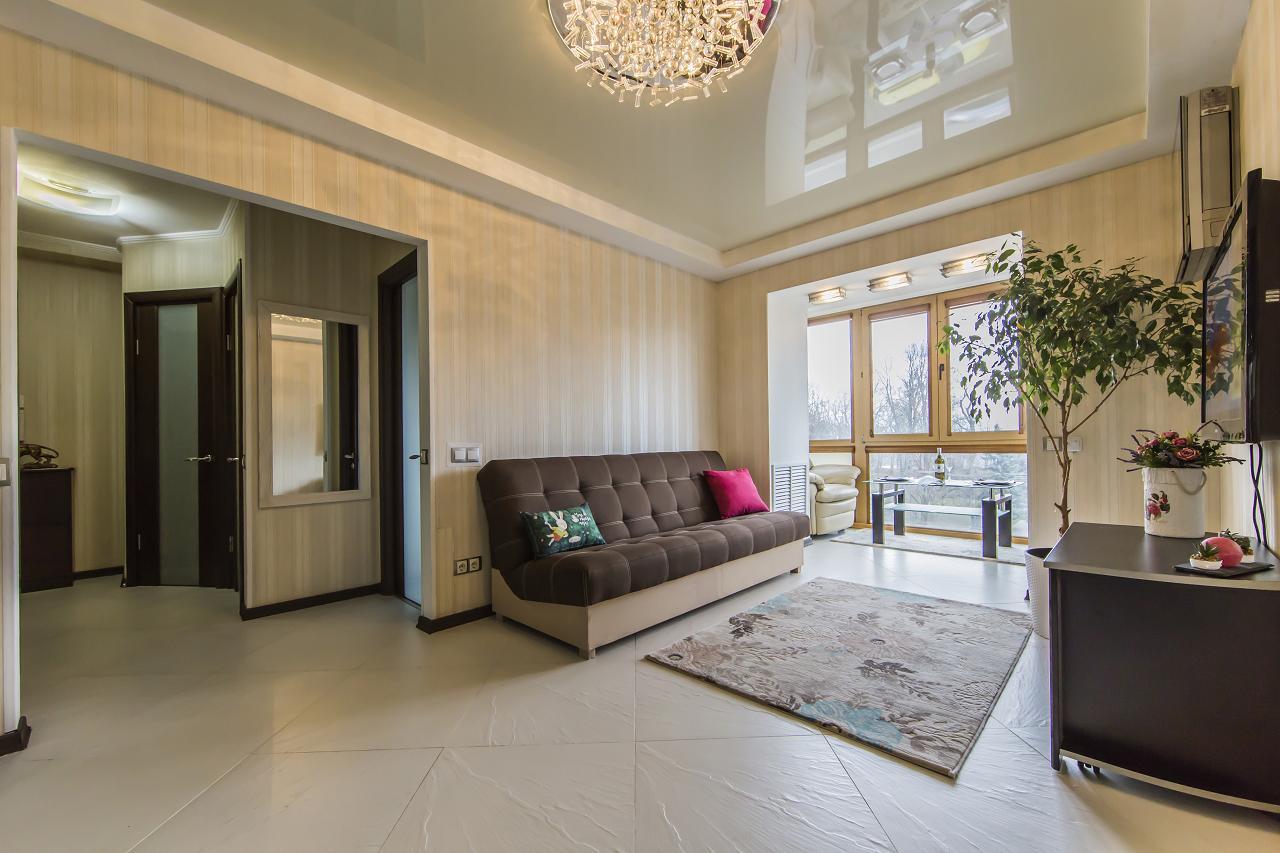 Уютная 2-ух комнатная квартира в Историческом центре города Киева! (4)