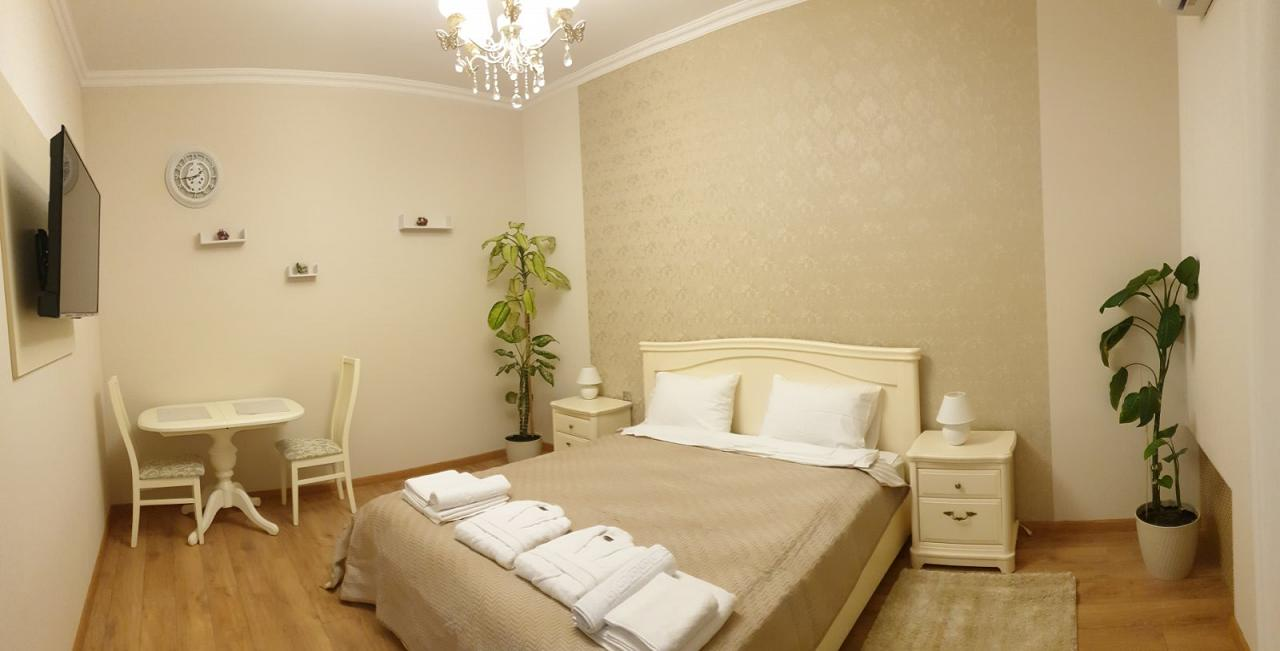 Апартаменты на Сумской (1)