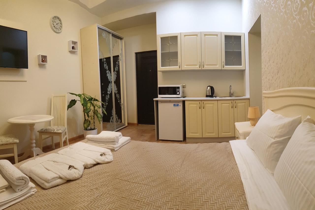 Апартаменты на Сумской (7)