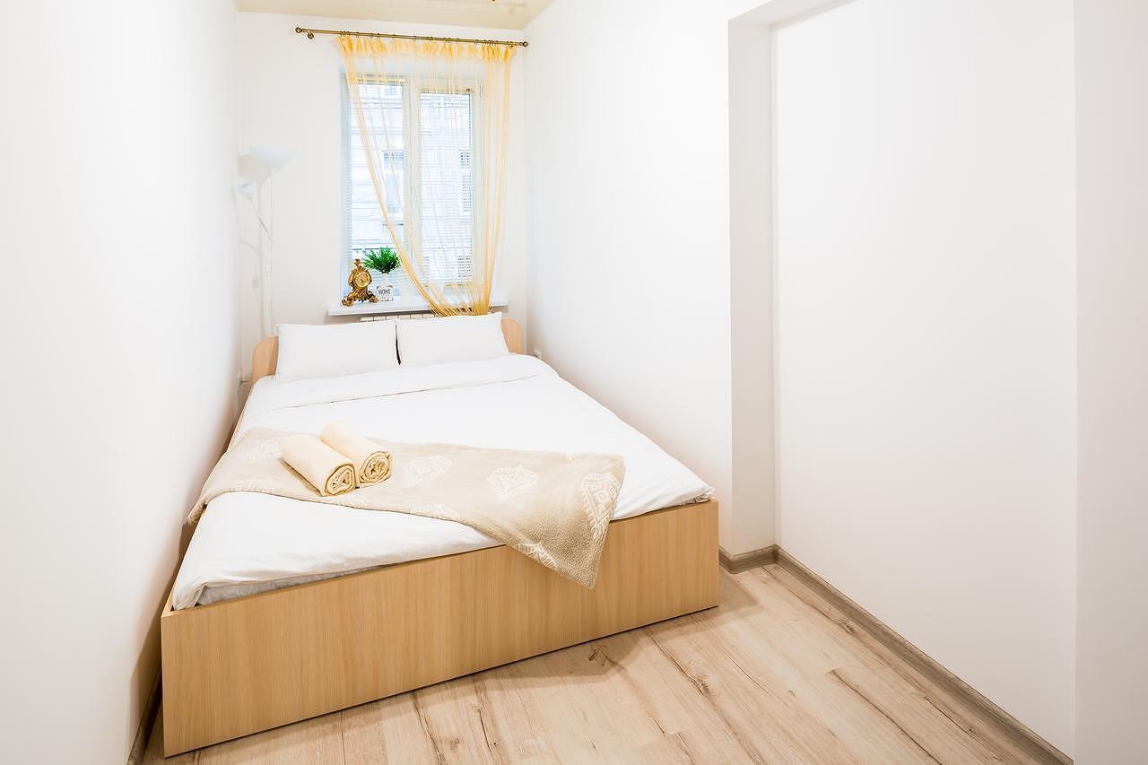 2-pokojowe mieszkanie dobowe, Lwów, ul. Khmel'nyts'koho, 18 (1)