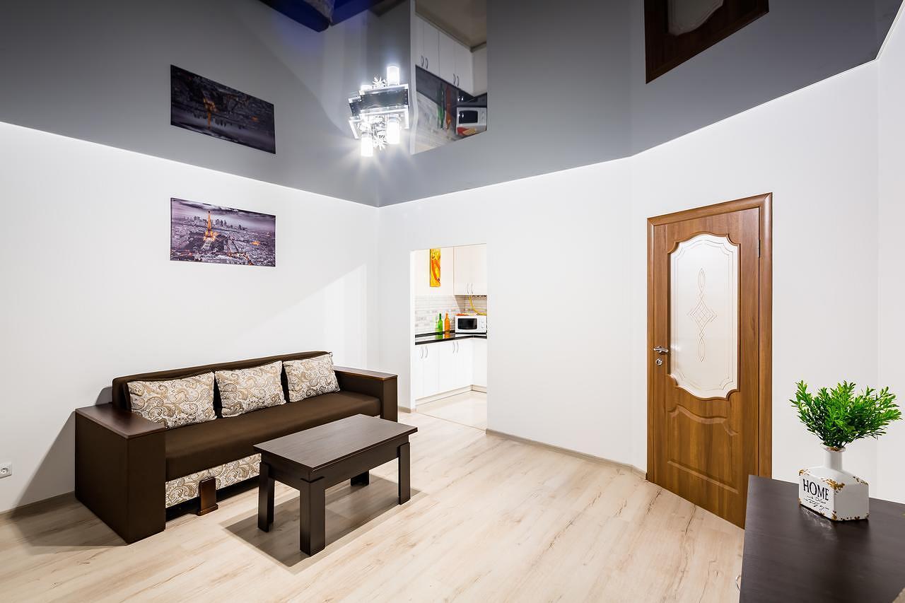 2-pokojowe mieszkanie dobowe, Lwów, ul. Khmel'nyts'koho, 18 (6)