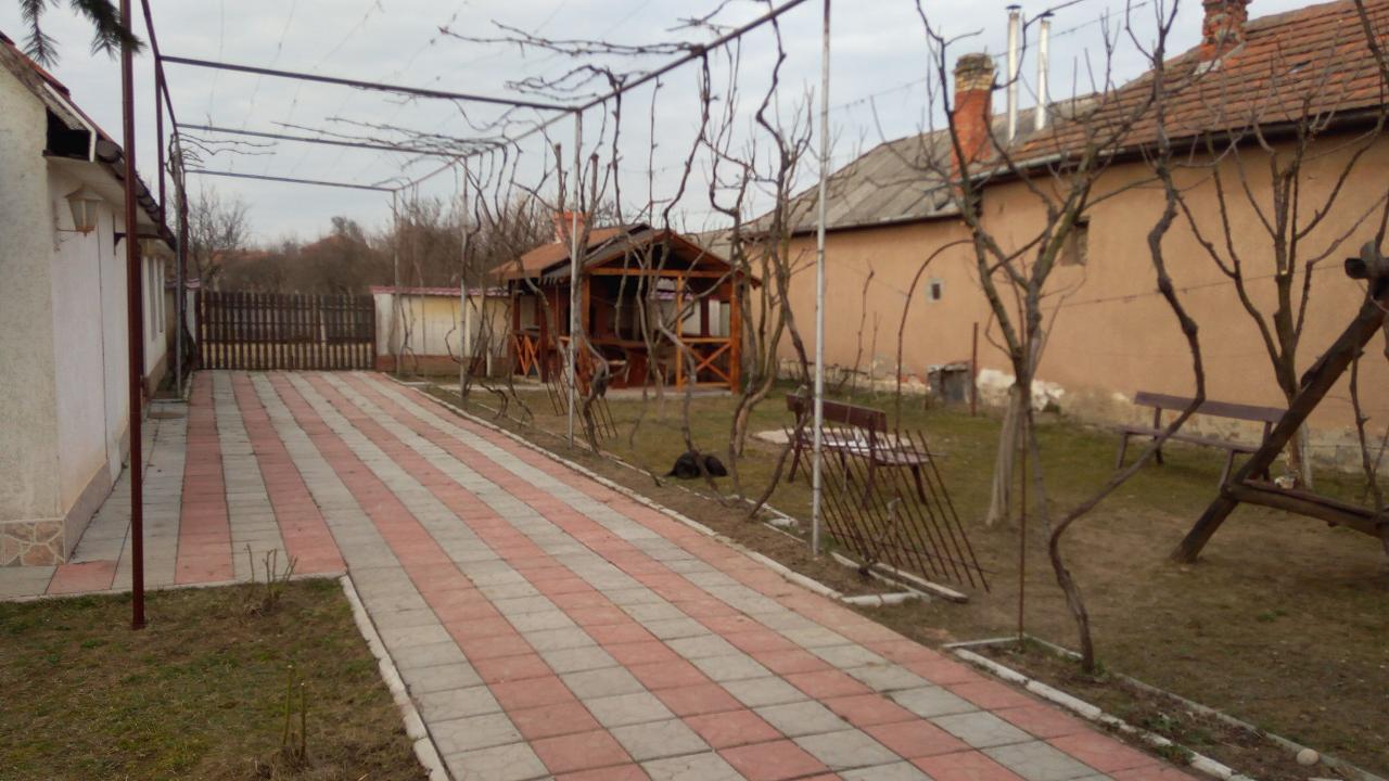 Сдаю двухкомнатный дом посуточно в г Берегово (6)