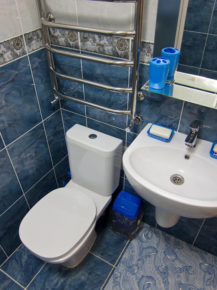 1-кімнатна квартира подобово, Ялта, вул. Пушкінська, 13 (7)